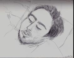 DA Sleeping (2012)