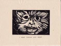 Relief print + letterpress, 2011