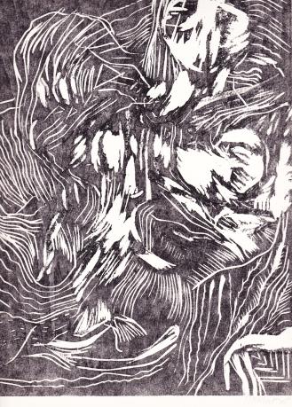 Ghost print, 2011