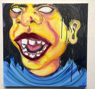 Portrait, Teeth (2015)