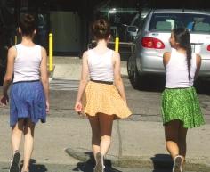 Crosswalk Catwalk 2013