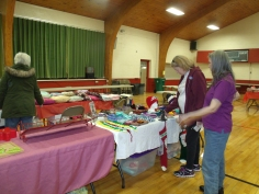 St. Joseph's Church of the Good Shepherd Holiday Bazaar 11/16/2013