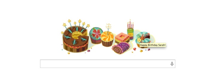 Google, you're so thoughtful!