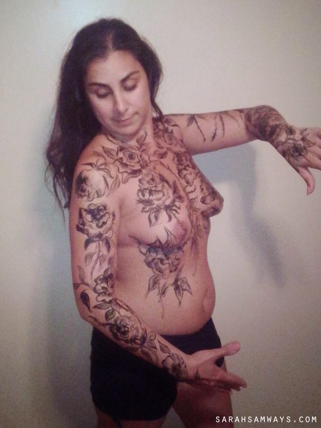 5/15/2014. Model: Adrienne Jones.