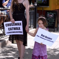 Crosswalk Catwalk, 2014