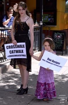 Crosswalk Catwalk, 2014