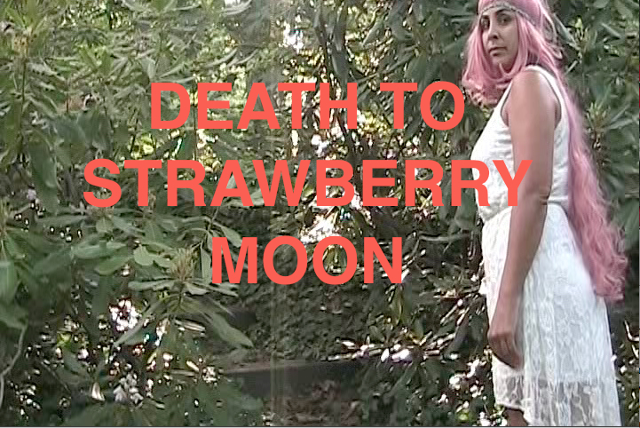 death to strawberry moon_poster3