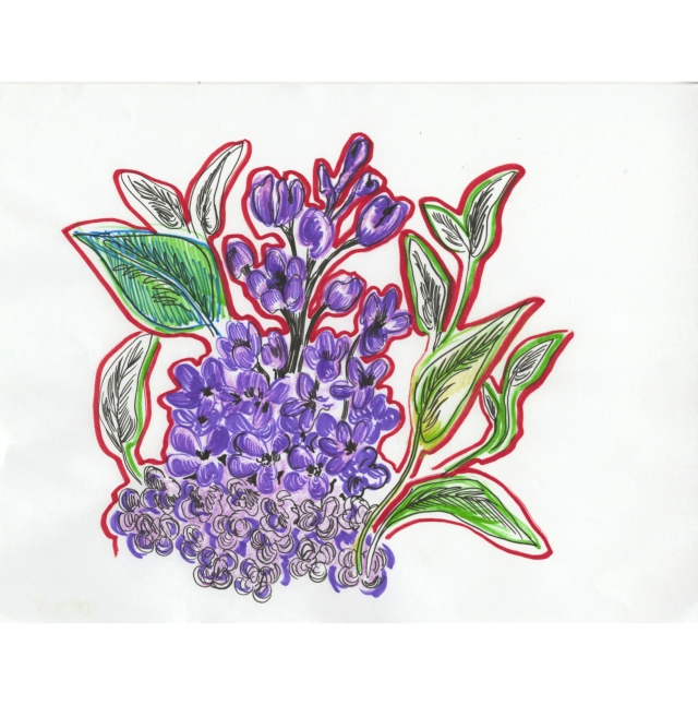 day 5_lingering lilac