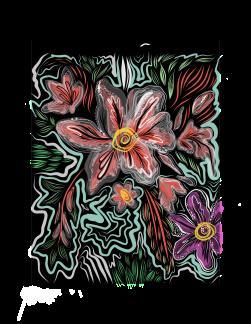 """Jungle Kick"" digital illustration (2018)"